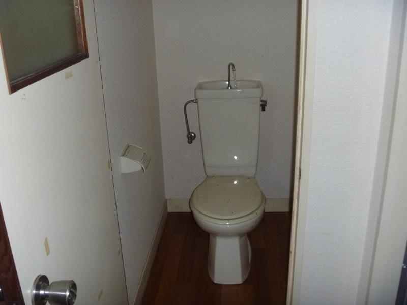 トイレ リノベーション前