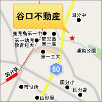 谷口不動産 地図